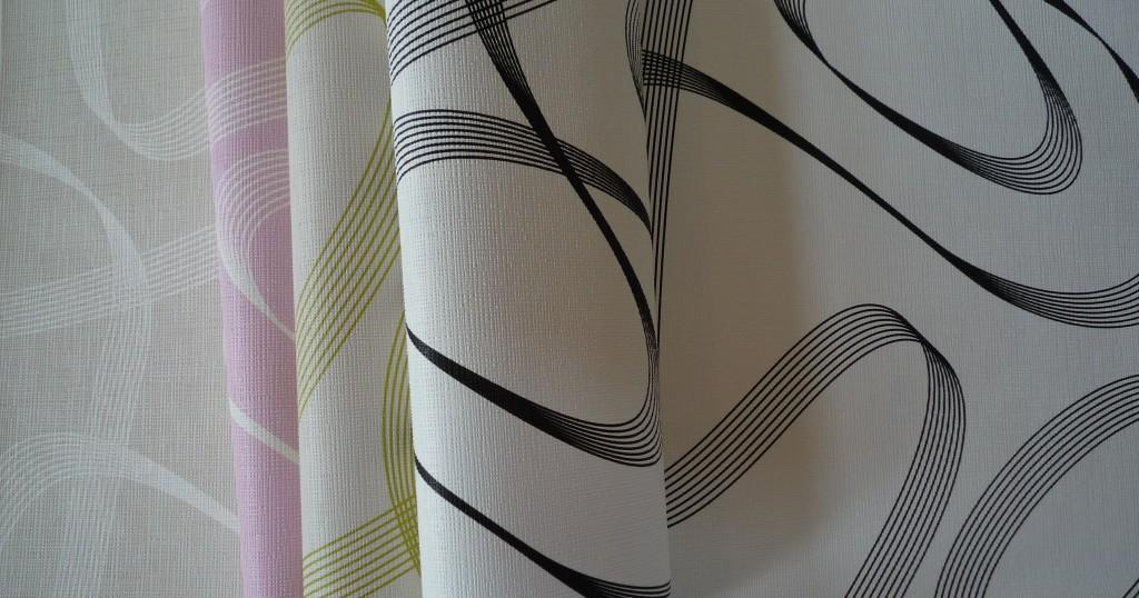 """Tapete """"fineline"""" Design Lars Contzen, verschiedene Farben"""