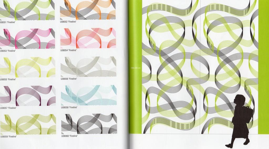 """fineline"" Design Lars Contzen, komplettes Motiv"