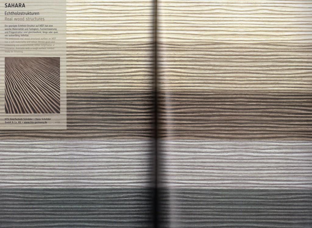 verschiedene Farben der Struckturplatte (z.B.HTS)