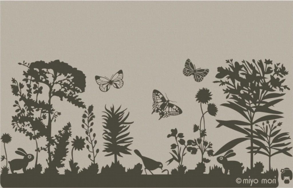 Folienbild von miyo mori