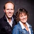 Matthias Fabry und Andrea Schenk